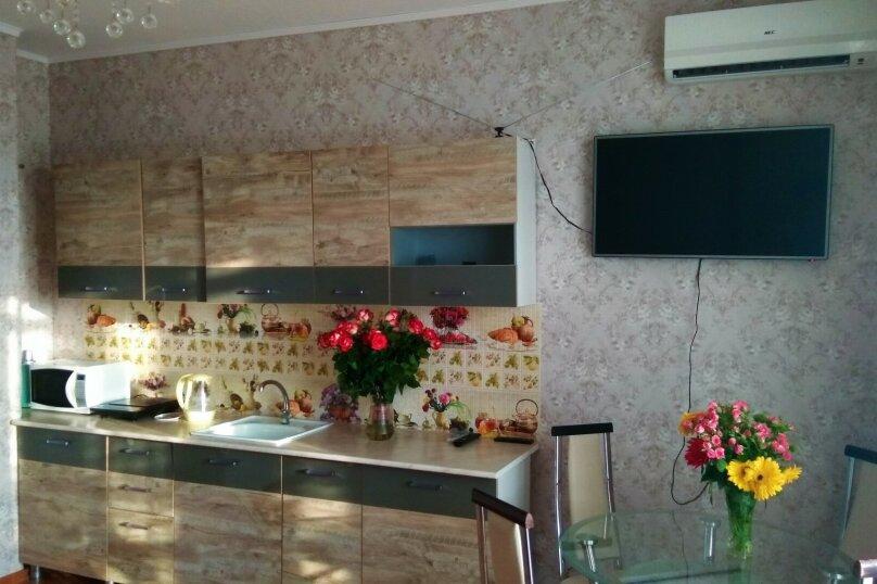1-комн. квартира, 47 кв.м. на 5 человек, улица Тормахова, 2к3, Лазаревское - Фотография 1