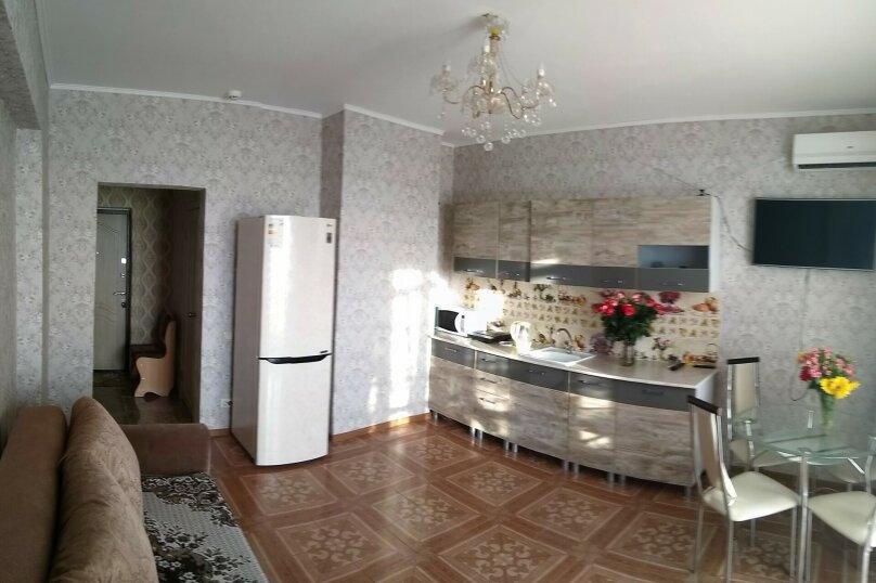1-комн. квартира, 47 кв.м. на 5 человек, улица Тормахова, 2к3, Лазаревское - Фотография 10
