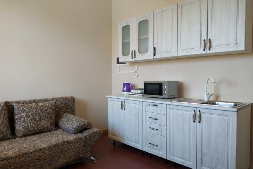 1комнатный люкс с кухней., Молодежная, 63, Заозерное - Фотография 1