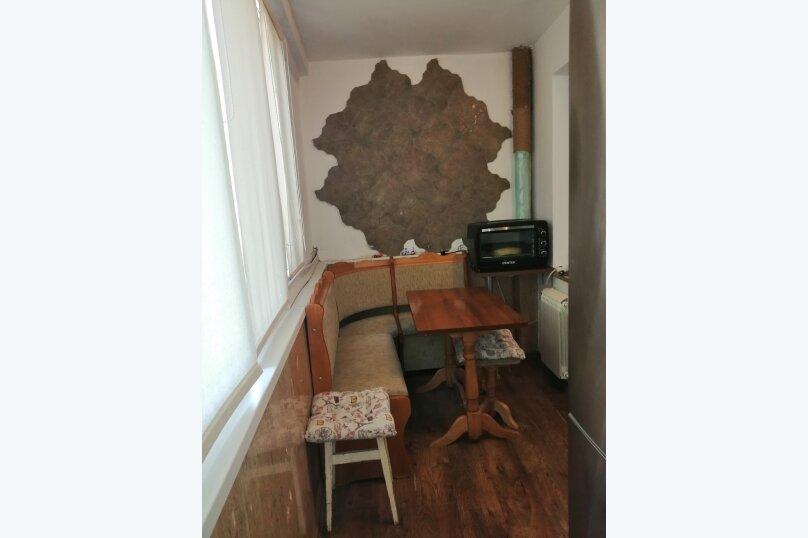 2-комн. квартира, 40 кв.м. на 4 человека, улица Курчатова, 12, Виноградное, Ялта - Фотография 7