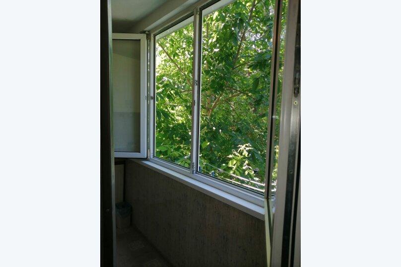 2-комн. квартира, 40 кв.м. на 4 человека, улица Курчатова, 12, Виноградное, Ялта - Фотография 8