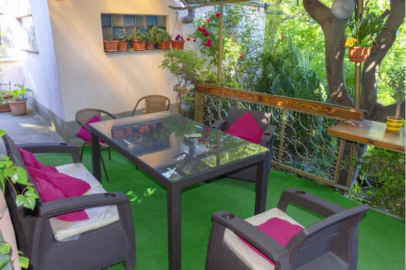 Дом в Гаспре с большим персональным двором, садом, 80 кв.м. на 6 человек, 2 спальни, Севастопольское шоссе, 10, Гаспра - Фотография 26