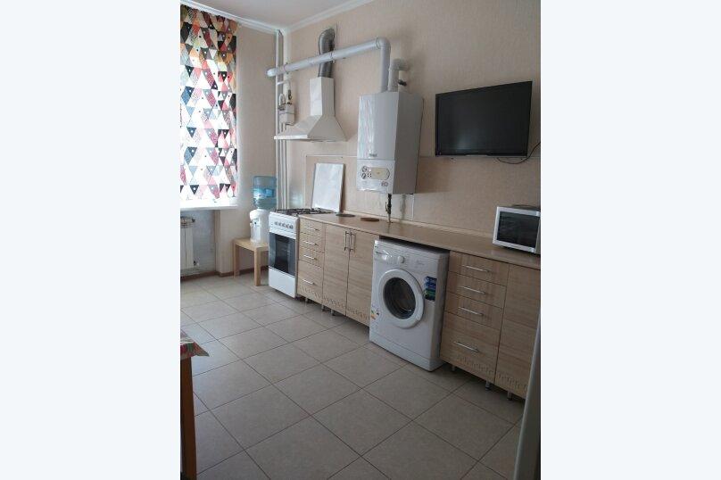 1-комн. квартира, 50 кв.м. на 4 человека, Александровская улица, 23, Таганрог - Фотография 8