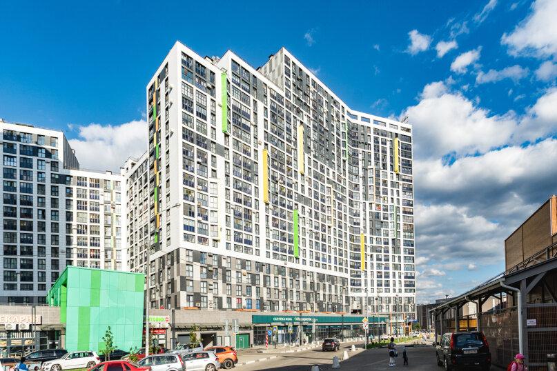 1-комн. квартира, 39 кв.м. на 4 человека, Рождественская улица, 11, Мытищи - Фотография 15