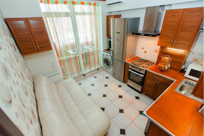 1-комн. квартира, 47 кв.м. на 6 человек, Курортная улица, 3к3, Дивноморское - Фотография 6