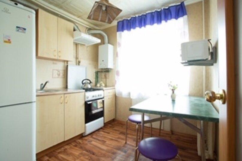 2-комн. квартира, 33 кв.м. на 4 человека, Ленинский проспект, 4, Калининград - Фотография 5