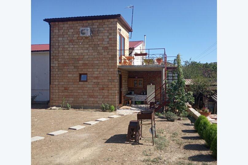Дом, 24 кв.м. на 2 человека, 1 спальня, улица Гумилёва, 3, Коктебель - Фотография 16