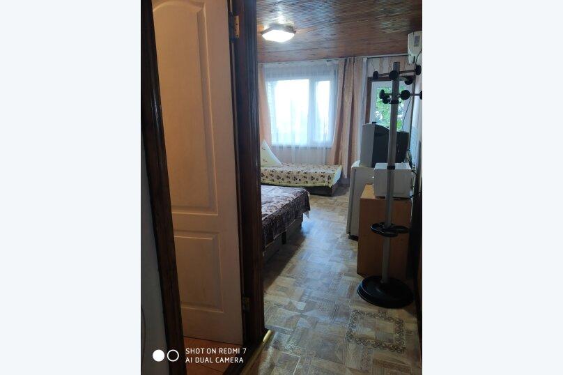 1-комн. квартира, 15 кв.м. на 3 человека, Гурзуфское шоссе, 14, Гурзуф - Фотография 14