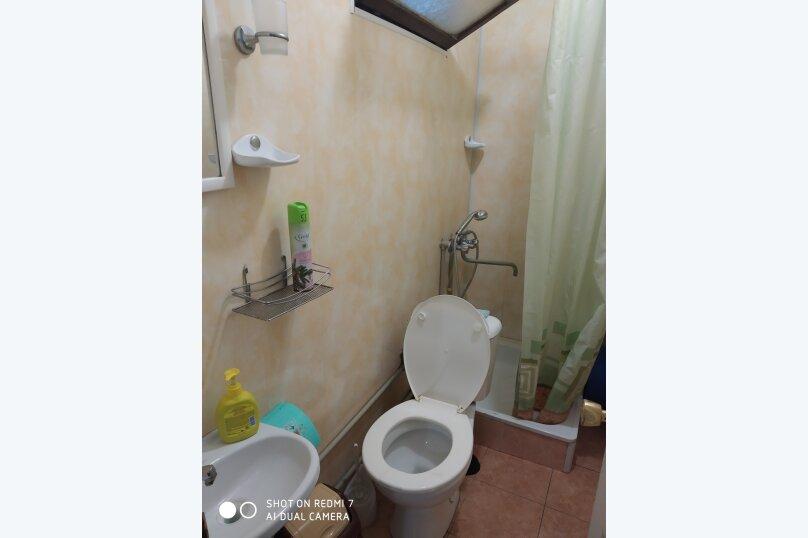 1-комн. квартира, 15 кв.м. на 3 человека, Гурзуфское шоссе, 14, Гурзуф - Фотография 18