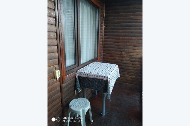 1-комн. квартира, 15 кв.м. на 3 человека, Гурзуфское шоссе, 14, Гурзуф - Фотография 22