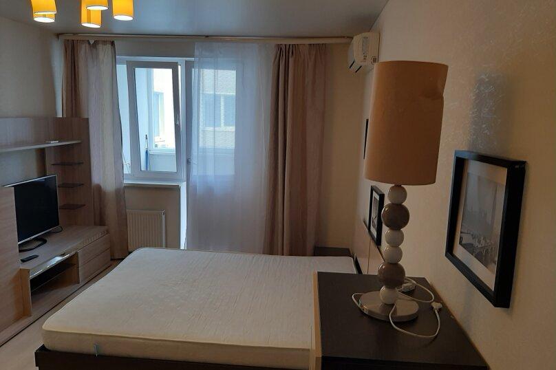 1-комн. квартира, 52 кв.м. на 5 человек, Вокзальная улица, 51А, Рязань - Фотография 1
