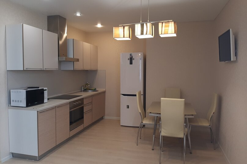 1-комн. квартира, 52 кв.м. на 5 человек, Вокзальная улица, 51А, Рязань - Фотография 9