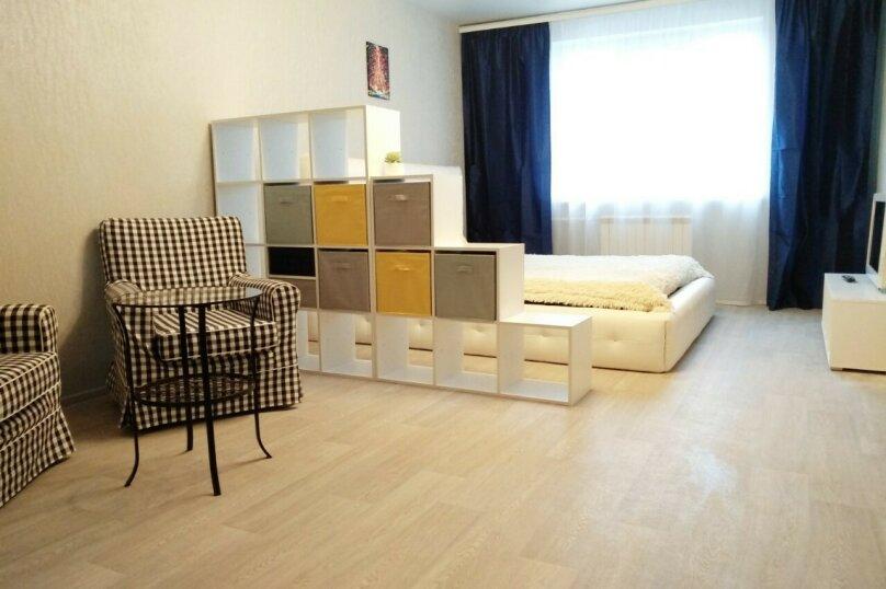 1-комн. квартира, 52 кв.м. на 4 человека, Вокзальная улица, 77, Рязань - Фотография 3