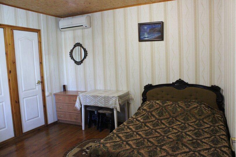 Дом на 2 человека, 1 спальня, улица Антонова, 1, Коктебель - Фотография 7