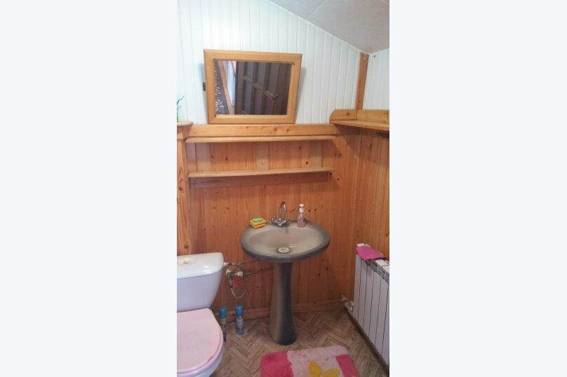 Дом, 60 кв.м. на 6 человек, 2 спальни, Свирская улица, 35, Лазаревское - Фотография 12