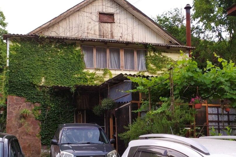 Дом, 60 кв.м. на 6 человек, 2 спальни, Свирская улица, 35, Лазаревское - Фотография 1