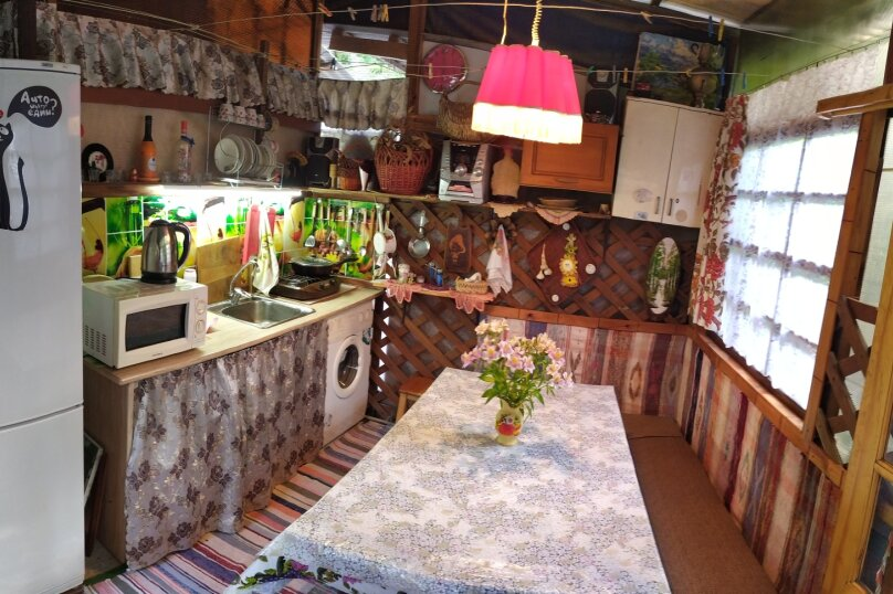 Дом, 60 кв.м. на 6 человек, 2 спальни, Свирская улица, 35, Лазаревское - Фотография 27