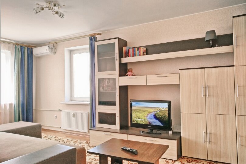 1-комн. квартира, 45 кв.м. на 3 человека, Анапское шоссе, 41Нк1, Новороссийск - Фотография 1