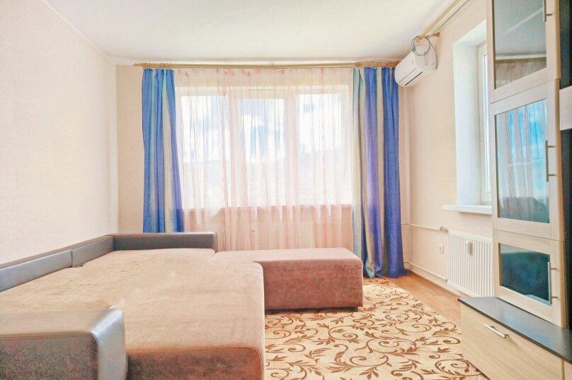 1-комн. квартира, 45 кв.м. на 3 человека, Анапское шоссе, 41Нк1, Новороссийск - Фотография 2