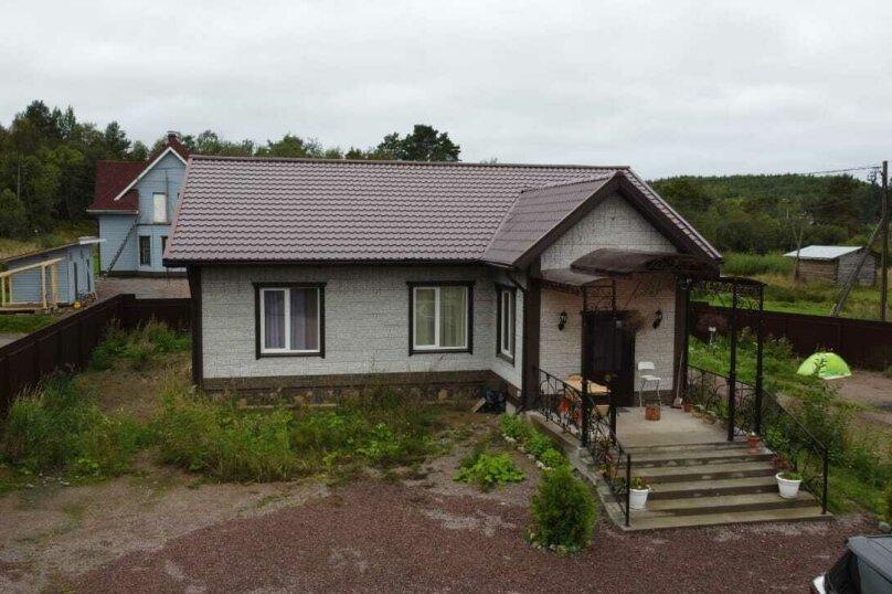 Дом, 130 кв.м. на 14 человек, 5 спален, Родниковая улица, 7, село Хюмпеля, Сортавала - Фотография 36
