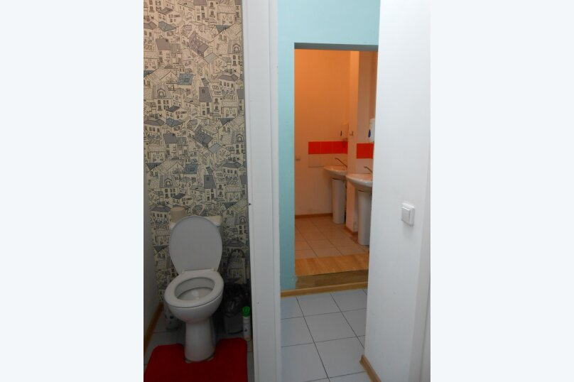 Бюджетный двухместный номер с 1 кроватью и общей ванной комнатой, Северная улица, 324Г, Краснодар - Фотография 7