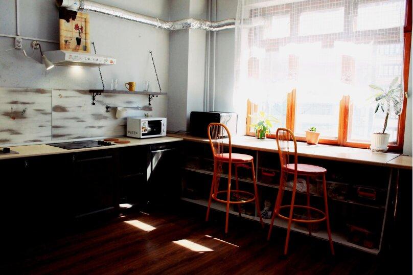 Одноместный номер с общей ванной комнатой, Северная улица, 324Г, Краснодар - Фотография 9