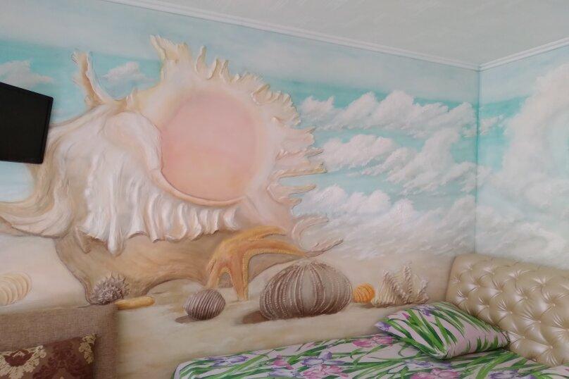 1-комнатный Люкс №2 с кухней, квартал Миндальный, 21, Новый Свет, Судак - Фотография 1