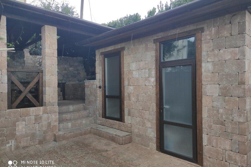 Дом, 100 кв.м. на 4 человека, 2 спальни, Севастопольское шоссе, 42, Алупка - Фотография 5