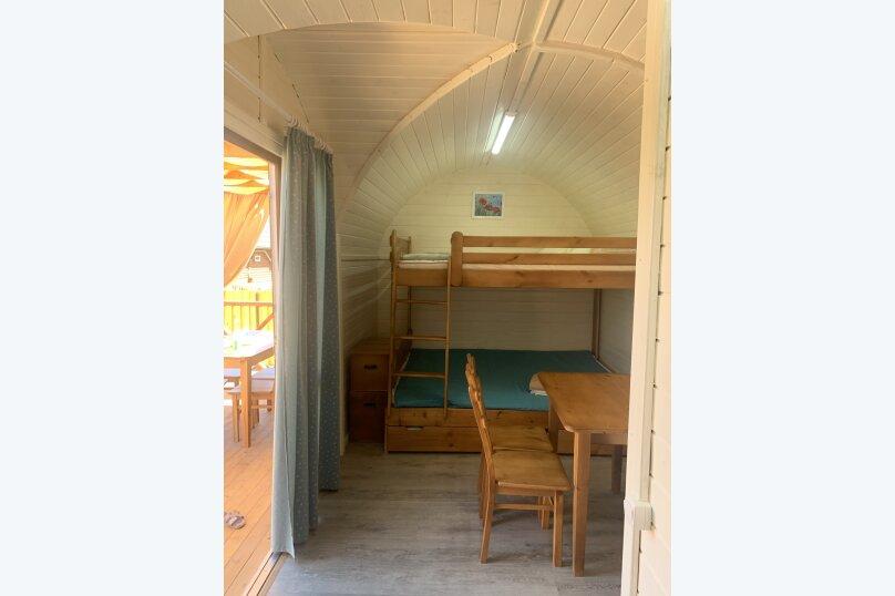 Эко-отдыx в Глэмпингах, Приморская улица, 25-В на 2 комнаты - Фотография 13