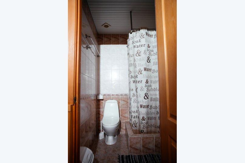 4-х местный эконом (3 кровати односпальные+кресло-кровать), Переулок Речной, 1, Феодосия - Фотография 4