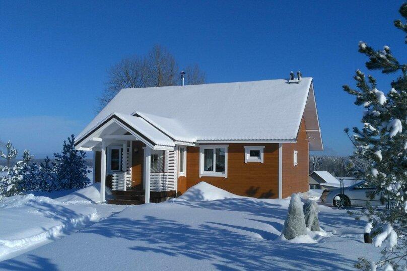Дом, 130 кв.м. на 6 человек, 3 спальни, село Кончезеро, Боровая, 6, Кондопога - Фотография 3