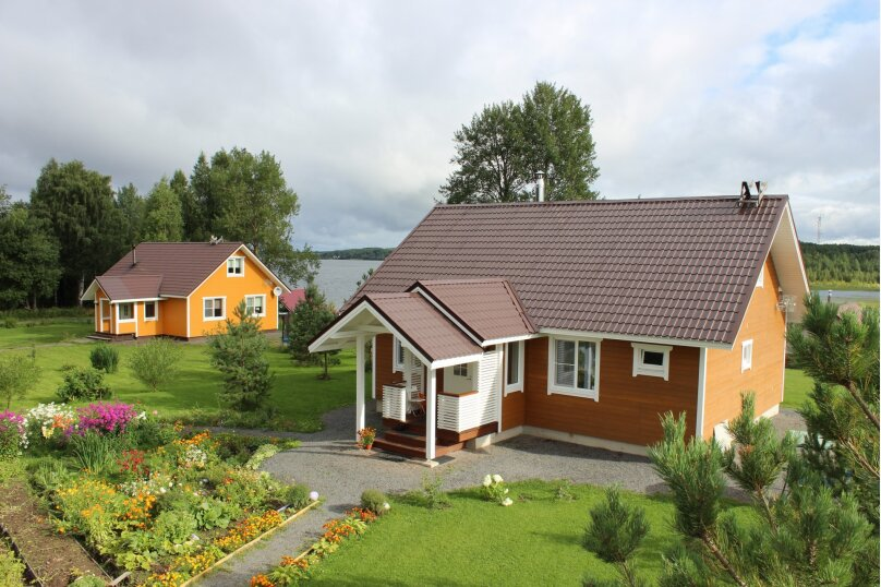 Дом, 130 кв.м. на 6 человек, 3 спальни, село Кончезеро, Боровая, 6, Кондопога - Фотография 4