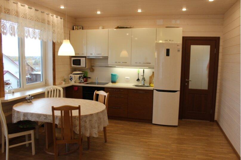 Дом, 130 кв.м. на 6 человек, 3 спальни, село Кончезеро, Боровая, 6, Кондопога - Фотография 6