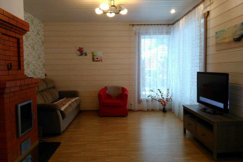 Дом, 130 кв.м. на 6 человек, 3 спальни, село Кончезеро, Боровая, 6, Кондопога - Фотография 7