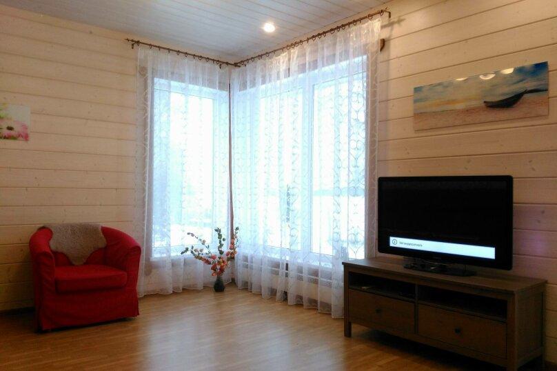 Дом, 130 кв.м. на 6 человек, 3 спальни, село Кончезеро, Боровая, 6, Кондопога - Фотография 8