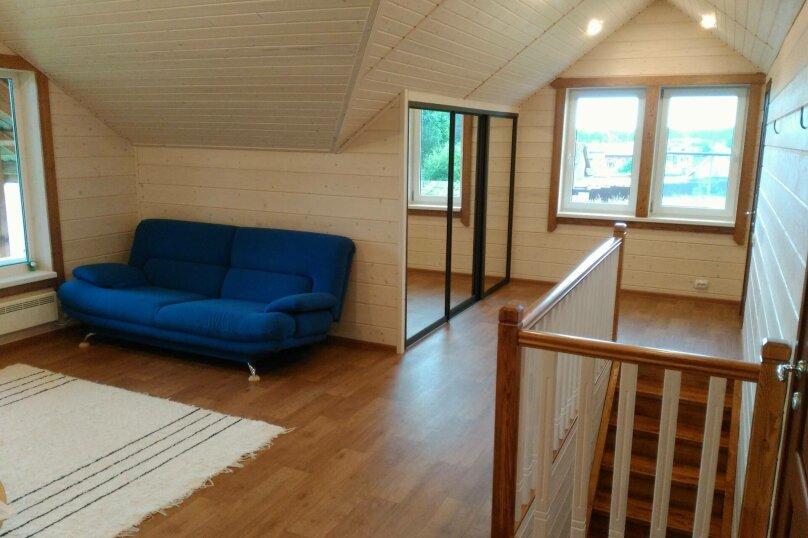 Дом, 130 кв.м. на 6 человек, 3 спальни, село Кончезеро, Боровая, 6, Кондопога - Фотография 9