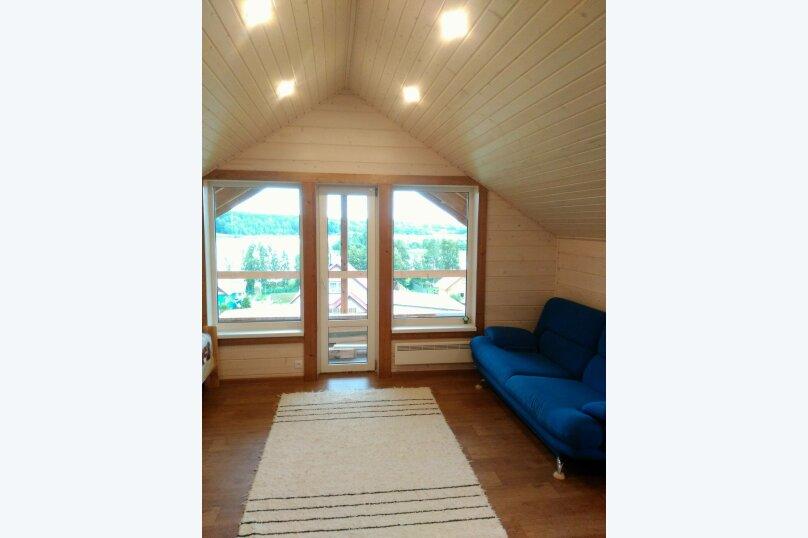 Дом, 130 кв.м. на 6 человек, 3 спальни, село Кончезеро, Боровая, 6, Кондопога - Фотография 10