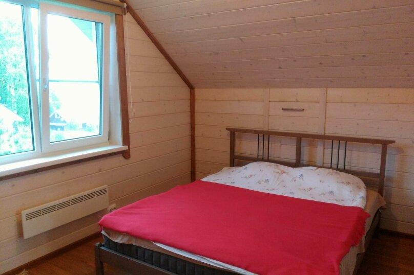 Дом, 130 кв.м. на 6 человек, 3 спальни, село Кончезеро, Боровая, 6, Кондопога - Фотография 15