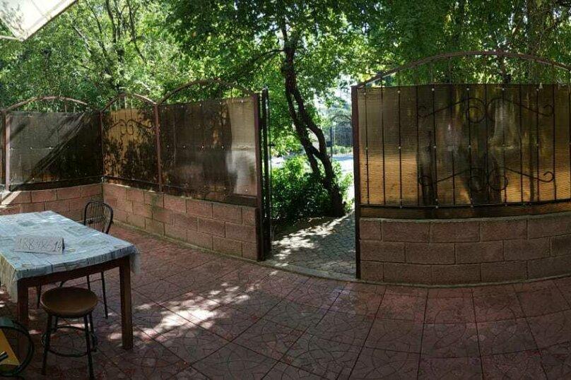 2-комн. квартира, 64.9 кв.м. на 8 человек, Октябрьская улица, 21, Алушта - Фотография 20