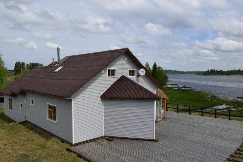 Гостевой дом на Селигере, свой берег, лодка, WIFI, 240 кв.м. на 15 человек, 5 спален, д. Тарасово, 14, Осташков - Фотография 25
