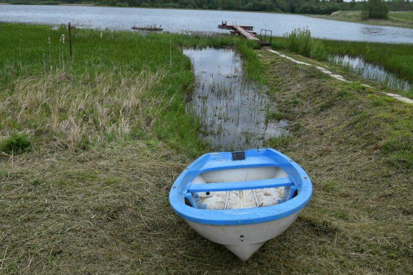 Гостевой дом на Селигере, свой берег, лодка, WIFI, 240 кв.м. на 15 человек, 5 спален, д. Тарасово, 14, Осташков - Фотография 27