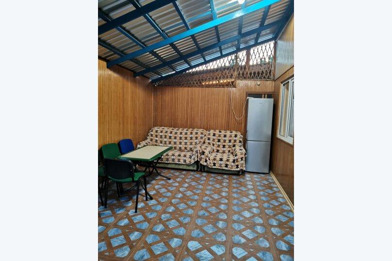 Дом на 10 человек, 3 спальни, улица 14 Апреля, 25, Судак - Фотография 18