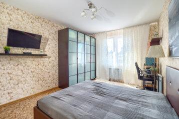 2-комн. квартира, 54 кв.м. на 4 человека, Бурнаковская улица, 73, Нижний Новгород - Фотография 1