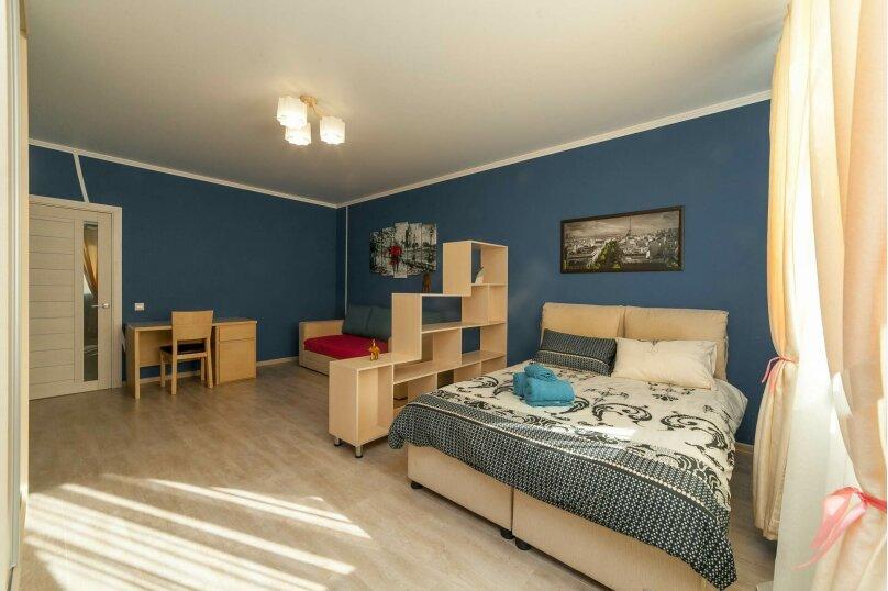 1-комн. квартира, 54 кв.м. на 3 человека, Камская улица, 29А, Симферополь - Фотография 2