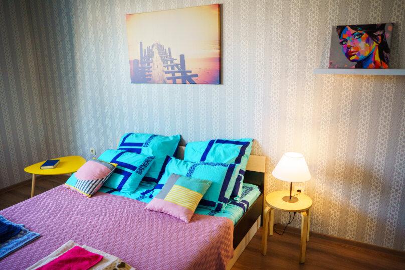 1-комн. квартира, 42 кв.м. на 4 человека, улица Куникова, 20А, Новороссийск - Фотография 2