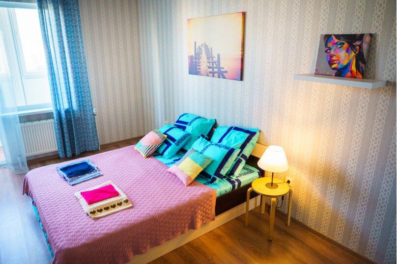 1-комн. квартира, 42 кв.м. на 4 человека, улица Куникова, 20А, Новороссийск - Фотография 5