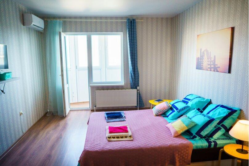 1-комн. квартира, 42 кв.м. на 4 человека, улица Куникова, 20А, Новороссийск - Фотография 6