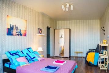 1-комн. квартира, 42 кв.м. на 4 человека, улица Куникова, 20А, Новороссийск - Фотография 1