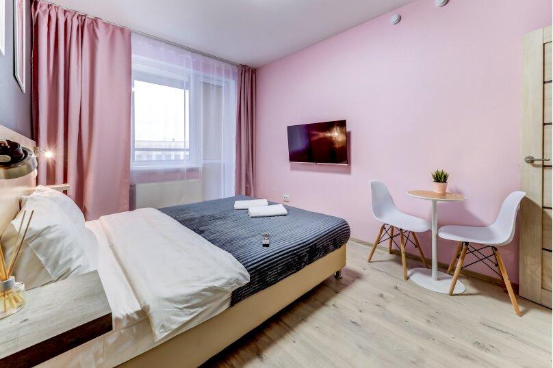 """Апарт-отель """"Rauktis city apartments"""", Политехническая улица, 6 на 8 номеров - Фотография 17"""