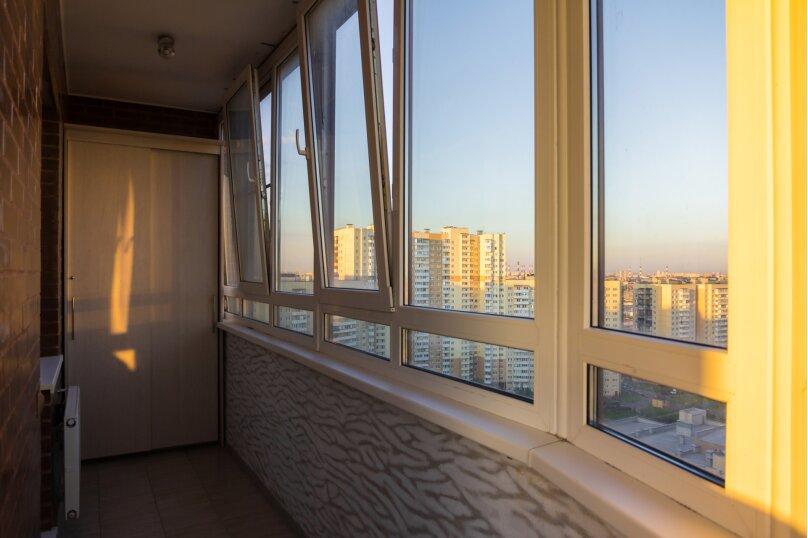 2-комн. квартира, 65 кв.м. на 4 человека, Ленинский проспект, 78к2, Санкт-Петербург - Фотография 13